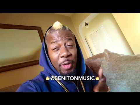 Beniton aka Jackfrostt - Wine like that - One dance Unofficial remix ft @Ahsiajanae
