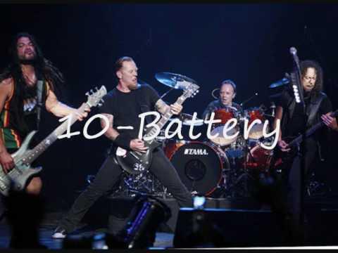 My 50 best Metallica songs