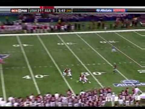 2009 Sugar Bowl is listed (or ranked) 3 on the list The Biggest College Bowl Game Upsets Ever