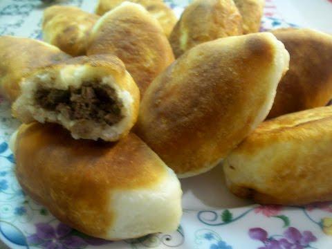 Пирожки на кефире-очень оригинальный и бюджетный рецепт