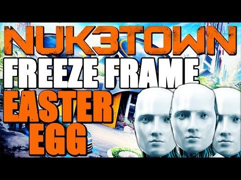 Black Ops 3: New FREEZE FRAME Mannequin Easter Egg (BO3 Nuketown Secret Easter Egg)