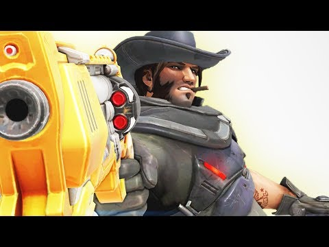 Overwatch - The Golden Age of McCree