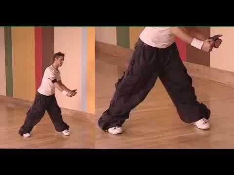 Hiphop tánc - kezdő
