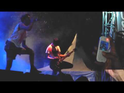 Killing Me Inside - The Tormented (at Jakcloth 2013)