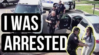 #CurrentNEWS I survived Police Brutality! | VIOLENT False Arrest in Houston, Texas