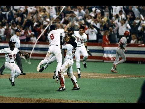 A highlight montage for the 1987 World Series champion Minnesota Twins.
