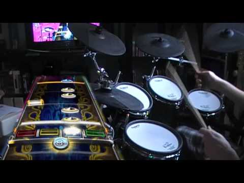 [ERG] Rock Band 3 Rope Expert Pro Drums 100% FC Music Videos