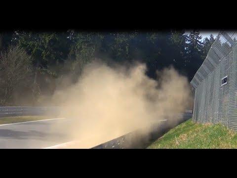Highlights Touristenfahrten Nordschleife 16.03.2014 Almost Action, Drift, Nice Cars & Sounds - HD