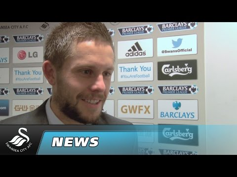 Swans TV - Reaction: Sigurdsson on Arsenal