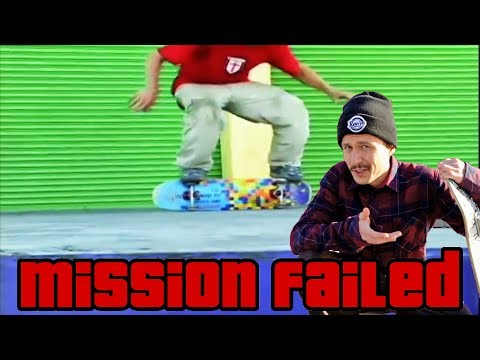 Too Difficult! Impossible Tricks Of Rodney Mullen | Episode 12