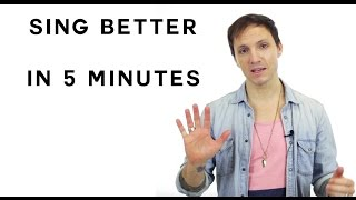 Download Lagu How To Sing Better In 5 Minutes Gratis STAFABAND