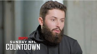 Baker Mayfield feels the love from Cleveland | NFL Countdown