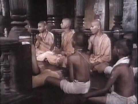 Madhvacharya (1987) ‒ Vande Vandyam (Dvadasha Stotram) |...