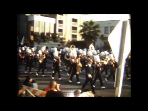 Orange Glen High School Marching Band-Eagle Squadron-1978-video