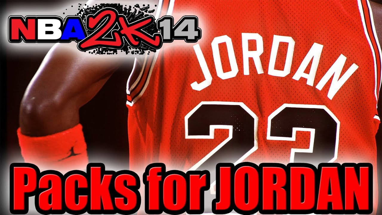 how to make michael jordan in nba 2k14 my career