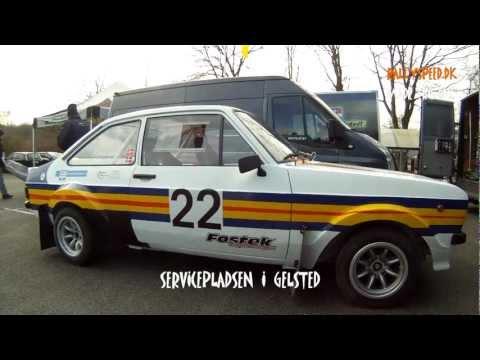 Rallyspeed.dk - over 300 videos with Danish Rally.