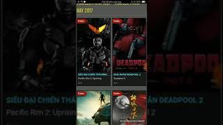 Trang web xem phim