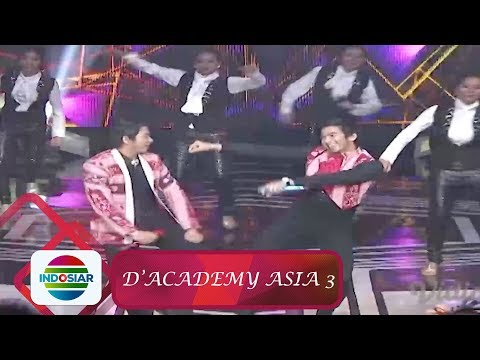 D'Academy Asia 3: 2R - Resesi Dunia