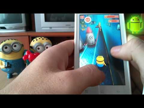 Minion Rush Android Gru mi villano favorito Despicable me