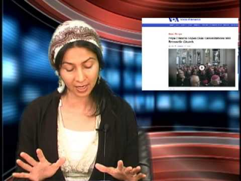 Islam, Interfaith, Environment, Pope, Obama- end times deception! - Prophecy in the News Apr 26 2014