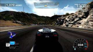 Need For Speed: Hot Pursuit 2010 - Gameplay Lamborghini Reventon HD