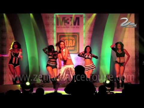 Hollywood Theme Dance Performance All That Jazz Pussy Cat Jai Ho Zenith Dance Troupe Delhi Mumbai video