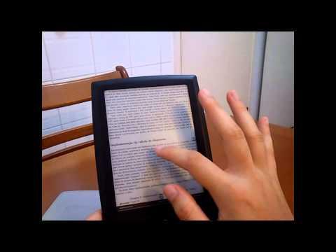 Vai uma dica #3 - Review do Lev (leitor digital da Saraiva)