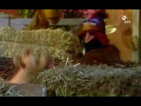 Sesamstraat - Schuur in de Achterhoek