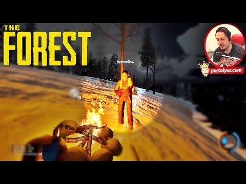 Timsahı Arıyoruz | The Forest Türkçe Multiplayer | Bölüm 9