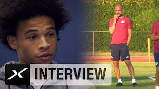 "Leroy Sane: ""Wenn Pep Guardiola dich unbedingt will ..."" | Manchester City"