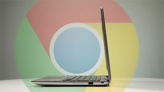 Google Chrome OS on New Samsung Chromebook 2012 - Exclusive First Look