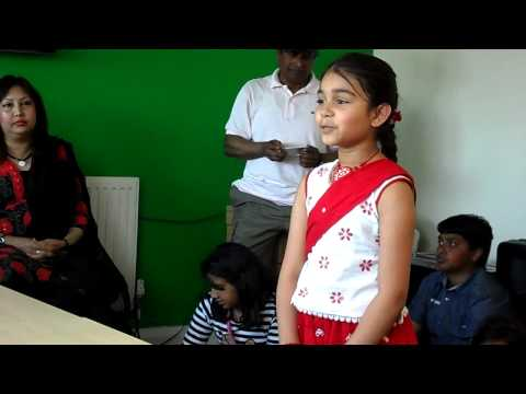 Poetry Recitation Proshno video