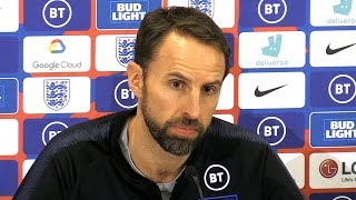 Gareth Southgate Addresses Media Following Sterling & Gomez Clash - FULL Press Conference -Subtitles
