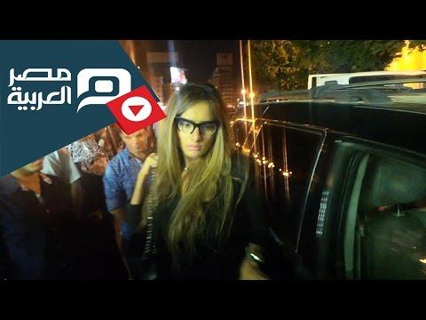 مصر العربية   بعد أزمتها مع أحمد عز.. زينة تظهر فى عزاء خالد صالح
