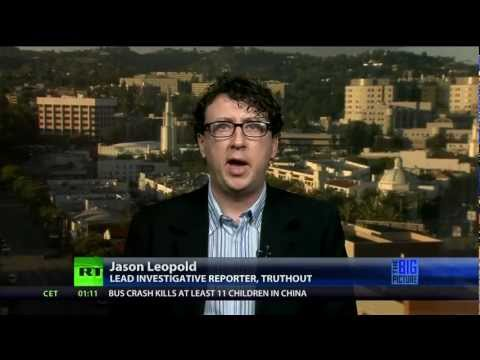 Truthout's Jason Leopold Discusses OWS Documents Released by FBI
