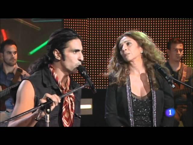 Antonio Flores y Lolita - Siete vidas (Una noche única) (HD)