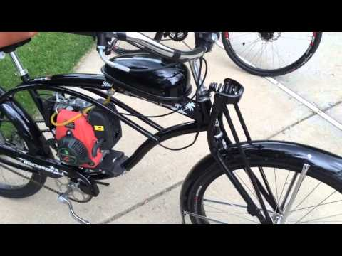 4 Stroke Motorized Bicycle 1000 Mile Review
