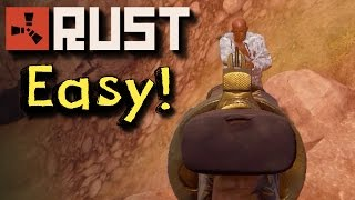 SUCH AN EASY START!   Rust Solo