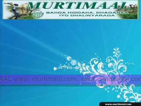 Qoomaal iyo Maryan Mursal 2010 With Lyrics - www.xusuus.com