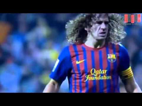 Carles Puyol, Lion Heart