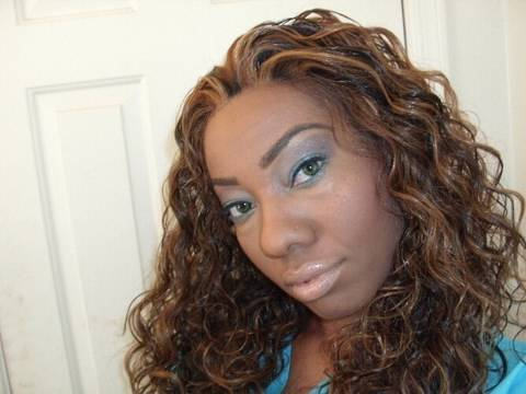 BESHE Synthetic Lace Front Wig - LW-Stacy
