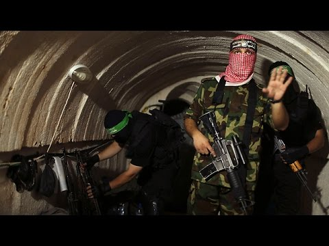 Seven Hamas militants killed in Gaza tunnel collapse