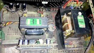 Ahuja  250 watt amplifier