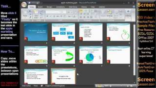ICDL PowerPoint