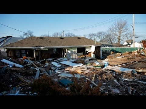US Congress passes partial aid package for Sandy victims