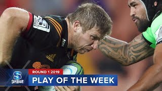 PLAY OF THE WEEK: Round 1 2019