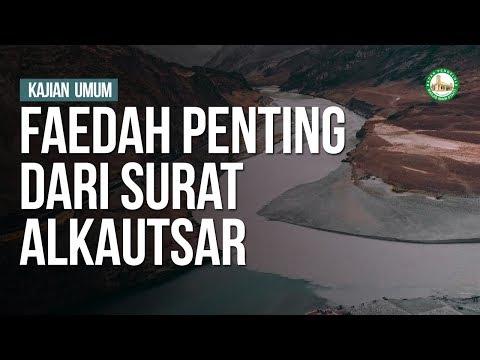Faedah Penting dari Surat Alkautsar - Ustadz Andi Abu Fadhilah