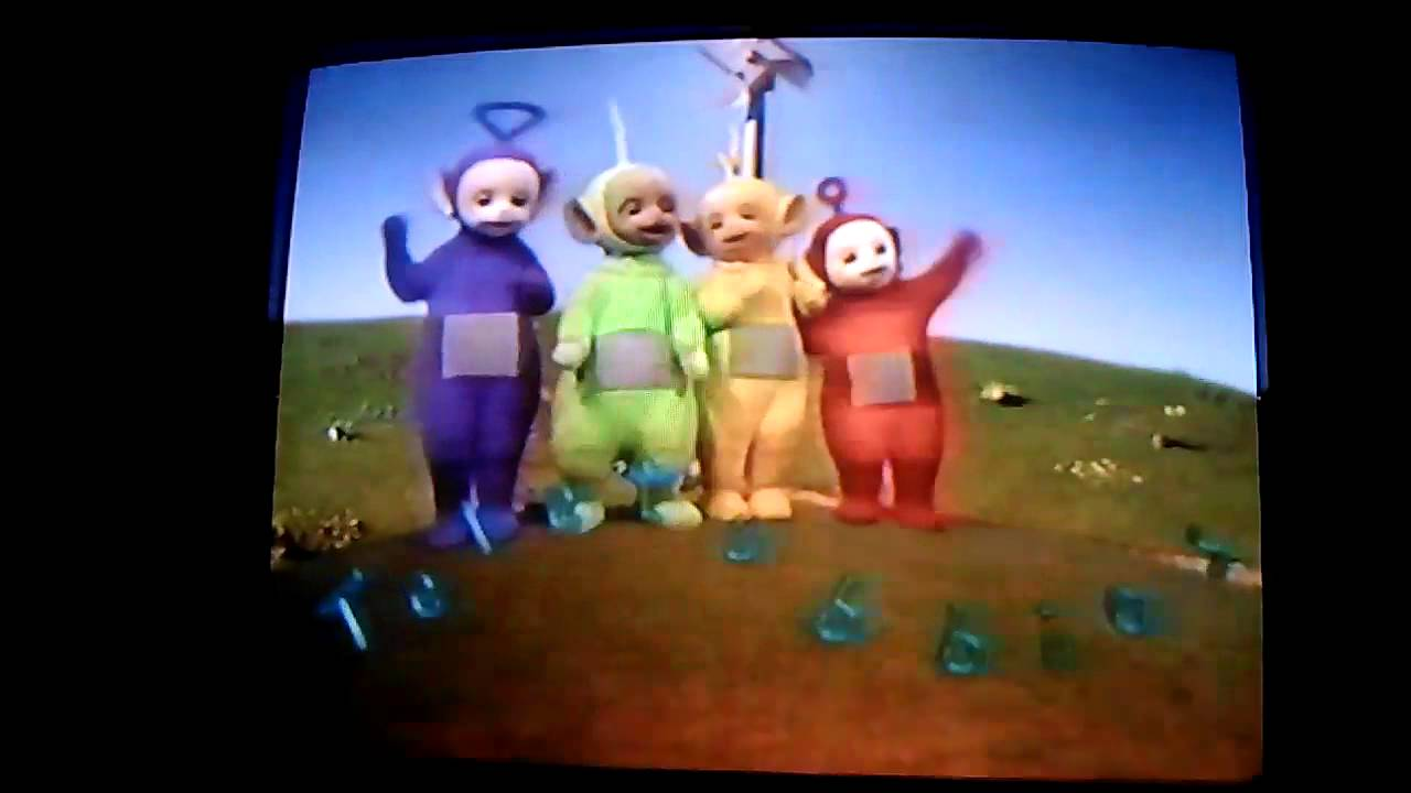 Opening To Teletubbies Nursery Rhymes 1999 VHS - YouTube