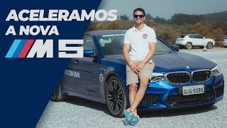 Review - BMW M5 F90 2019