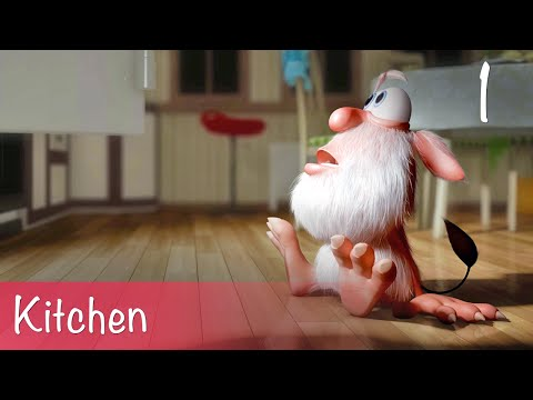 Booba - Kitchen - Episode 1 - Cartoon for kids thumbnail